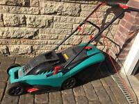 Bosch Rotak 34 Rotary Lawnmower