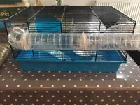 Hamster cage plus extras!!!!!