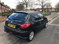 Peugeot 206 very nice drive low millage 43000