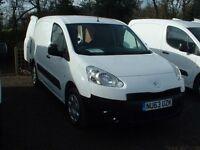 PARTNER 1.6HDI 2013 FSH 5-SERVICE STAMPS DRIVES SUPERB £4995 NO VAT