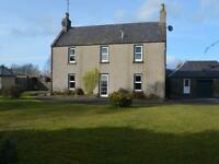 5 bedroom house in Kilry, Alyth, Blairgowrie