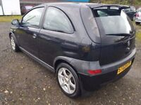 VAUXHALL CORSA SXI 1.7 DIESEL, ( ANY OLD CAR PX WELCOME )