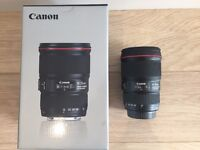 Canon EF 16-35mm f4 IS Lens