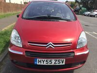 Citroen Xsara Picssso Exclusive full service history new MOT and Cambelt replaced.
