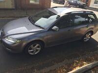 Mazda 6 estate long mot