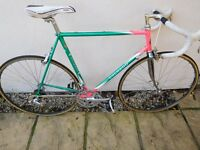 Classic Italian Colnago Super race bike