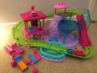 Polly Pocket Rollercoaster Resort