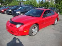 2001 Pontiac Sunfire GT Rouge-Red