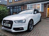 2012/62 Audi S4 Avant - 470bhp, Sports Diff, Drive Select