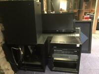 Office monitors and equipment