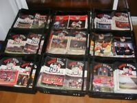Manhester United Programme Collection