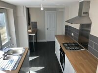 Newly decorated modern double room to rent in lovely house with decking area off Elm Grove