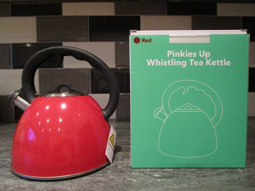*** Vremi Whistling Tea Kettle ***