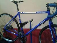 Raleigh Maverick Gravel Road Bike