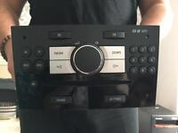 Vauxhall Astra CD30MP3 stereo system