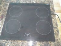 CDA HN6110FR induction hob (as good as new handly used)