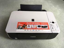 Canon Pixma MP190 All-In-One Photo Printer Excellent Condition