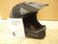 Fox Rampage MTB Downhill Full Face Helmet
