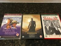 Small Selection of DVD's