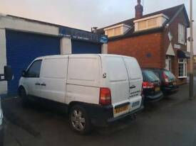 Vito van for sale