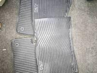 Audi A7 winter car mat sets
