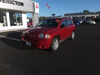 2009 Jeep Compass FOUR WHEEL DRIVE !!!