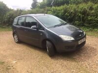 **VERY NICE 2005 C-MAX GHIA - 12 SERVICES (FULL) AND YEARS MOT**