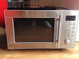 Microwave 800w Silver used handful of times