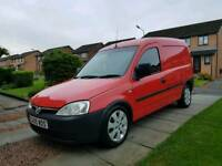 ☆ Vauxhall Combo • 2005 • 6 Months M.O.T • Great driving van ☆