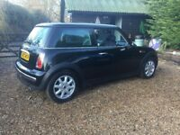 Mini One Black 1Year MOT