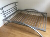 Double bed, delivery possible