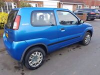 Suzuki Ignis, 1.3 L Petrol, 91,500