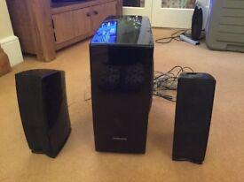Samsung 21 Subwoofer Speaker System