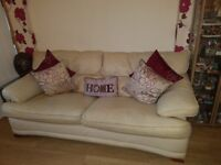 Free to collector 2 & 3 seater leather sofas