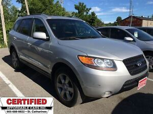 2007 Hyundai Santa Fe GLS ** HTD  LEATHER, TOW PACKAGE **
