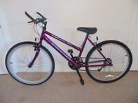 "Raleigh Max 18"" Mountain Bike"