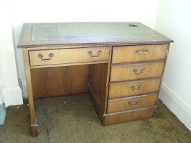 Desk type unit