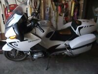 BMW R1200RT EX POLICE BIKE