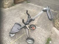 Stokke Xplory Pushchair Chassis With Wheels