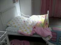 IKEA Kids Bed frame + mattress, It is possible to make it bigger