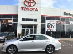 2014 Toyota Camry SE, ONE OWNER
