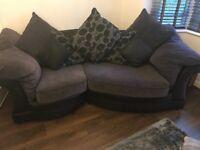 Snuggle sofa & chair