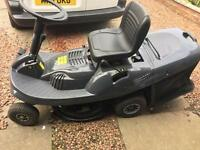 Mountfield ride on lawnmower