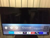 "Samsung 50"" 4K UHD SMART LED TV ue50ku6000"