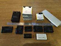 Job lot of 40+ LiPo lithium battery cells