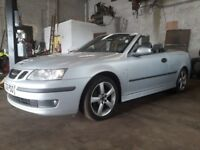 SAAB 93 CONVERTIBLE VECTOR 2006 2.0T REPAIRS SPARES FAULTY TURBO