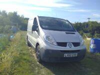 CamperVan Renault Trafic 2.0 dci 2010 - 132500miles