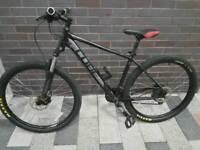 "Cube Aim comp 27.5"" mountain bike"