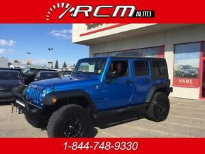 2015 Jeep Wrangler Unlimited 4WD 4dr Sport $289/BI WEEKLY PYMTS!