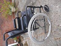 Wheelchair, good condition